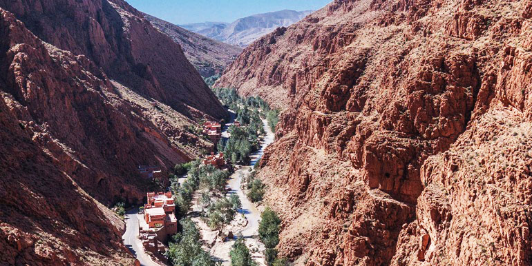 Dades Gorges Hotel