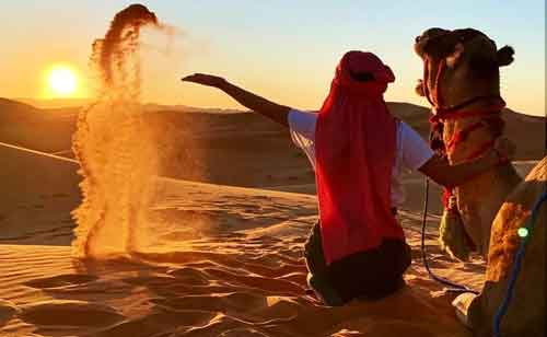 Famous places To Discover Stunning Morocco Sand Dunes
