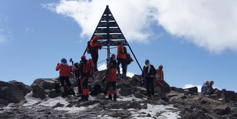 Mountain Toubkal Climb from Marrakech - 2 Days